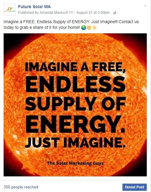 Future Solar – Sample Post