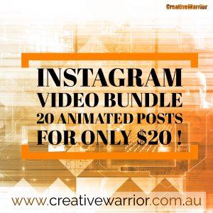 Instagram Video Package