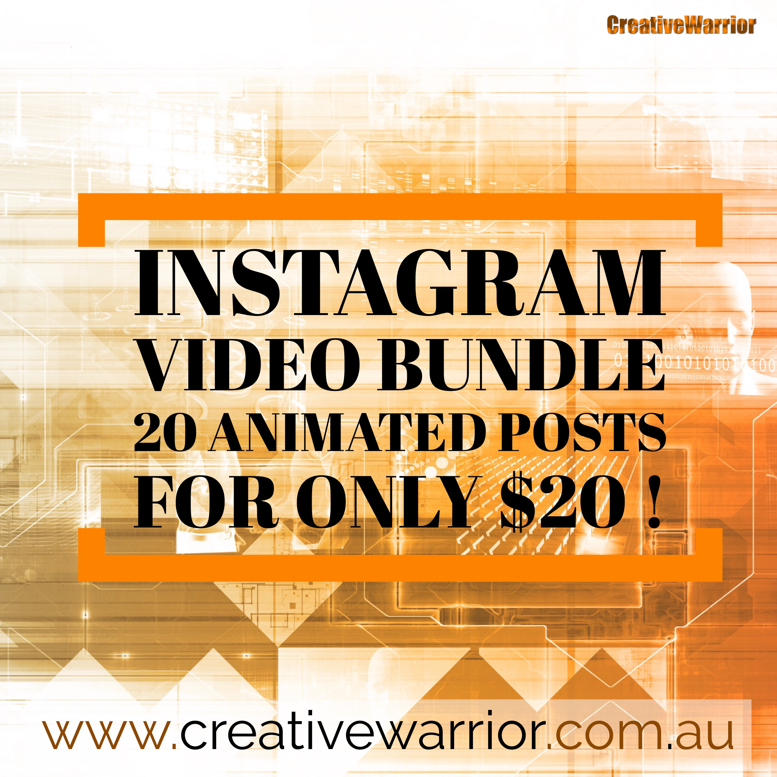 Instagram Video Package