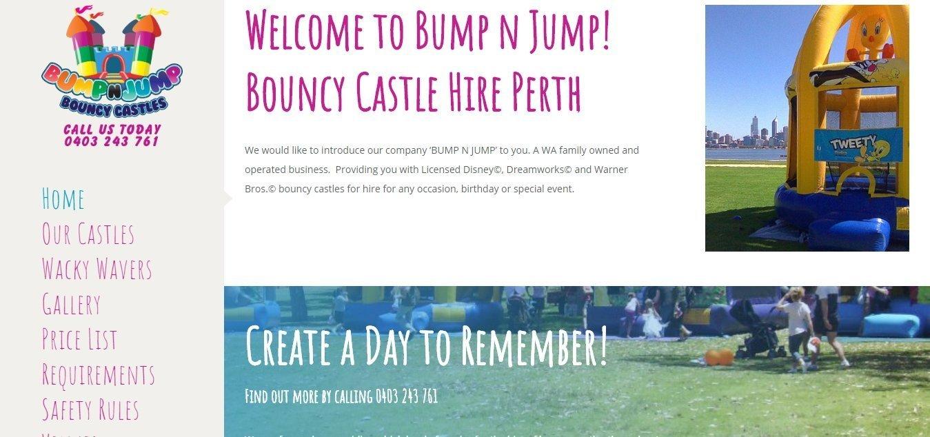 Bump n Jump