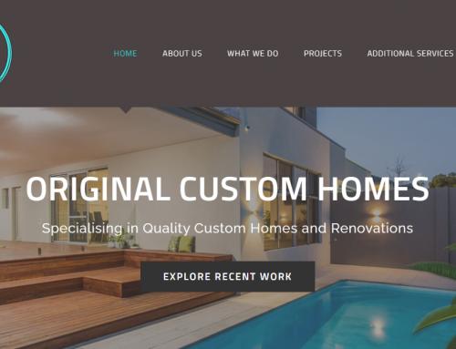 Original Custom Homes